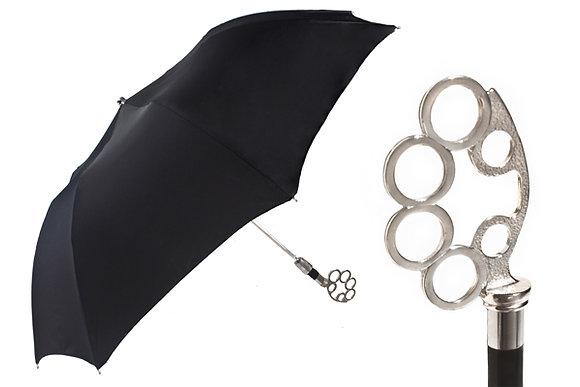 Knuckleduster Foldable Umbrella