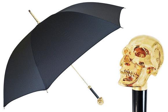 Mantis London Skull Handle Umbrella