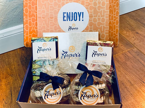 Asper's Chocolate Care Package