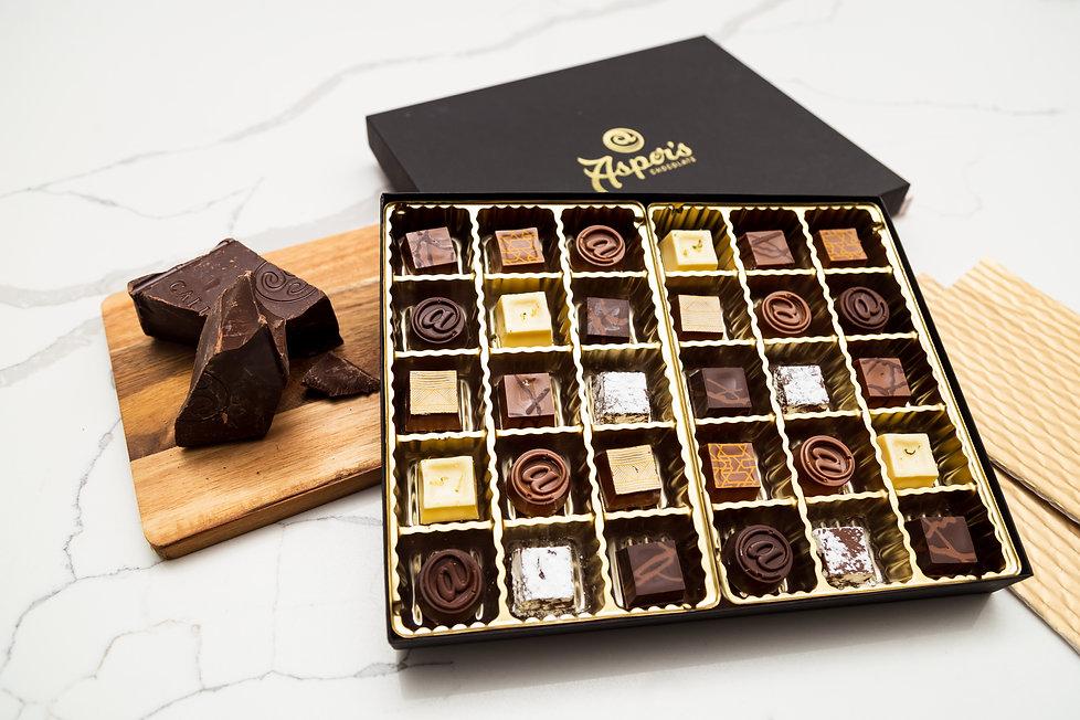 Asper's Chocolate Truffles