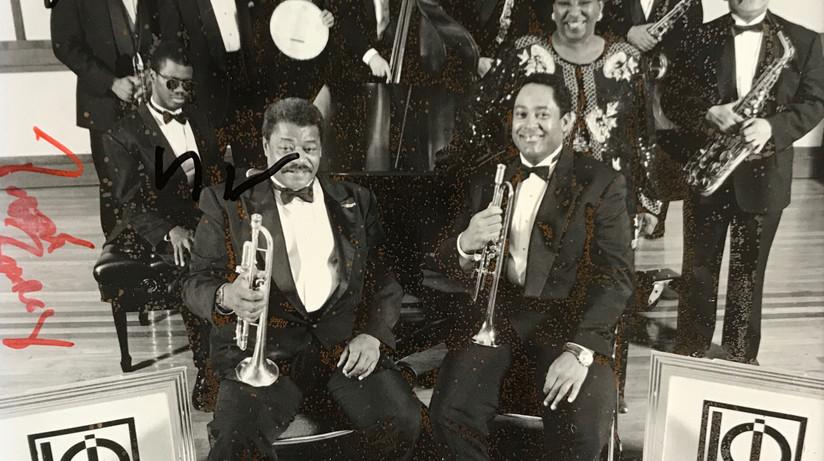 Lincoln Center Jazz promo shot