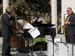 Marcus Shelby Jazz Orchestra