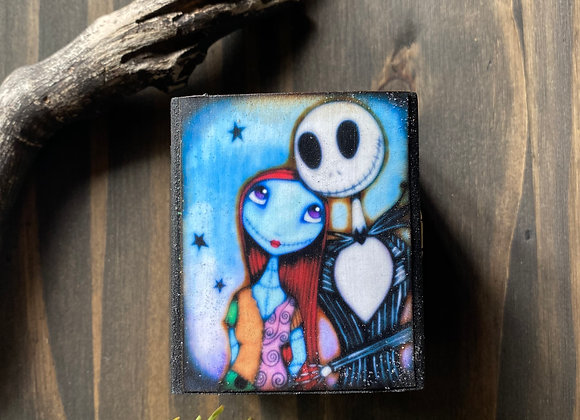 Pixie Box - Ode to Jack and Sally