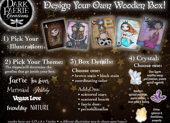 Design Your Own Box