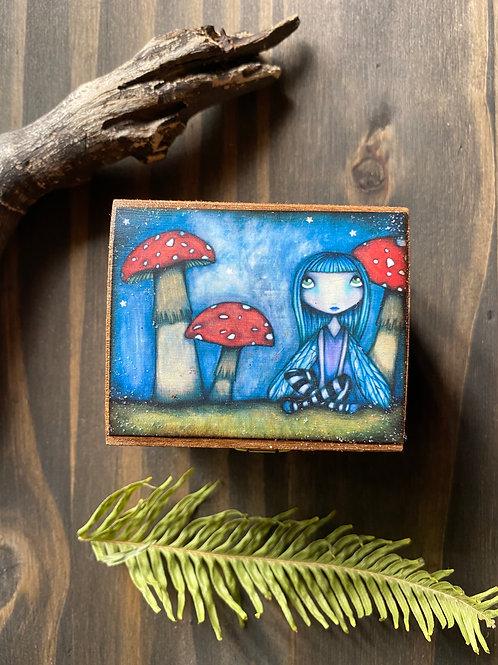 Pixie Box - Amongst the Mushrooms