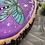 Thumbnail: Enjoy Every Moment (purple) - Basswood Rustic Wall Art