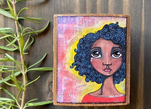Pixie Box - Black Lives Matter
