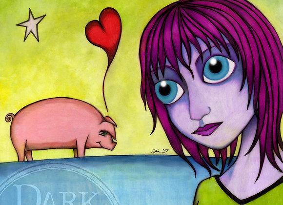 Susie the Vegan