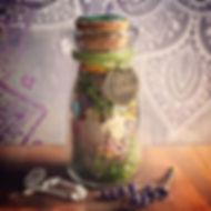 Faerie Healing Jar....a beautiful and un