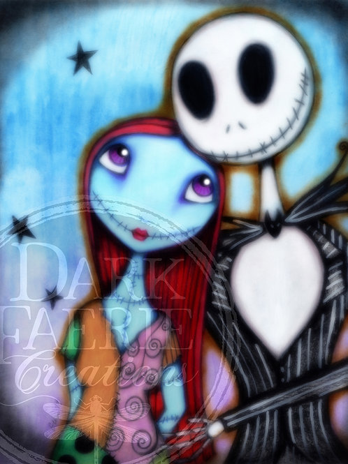 Homage to Jack and Sally