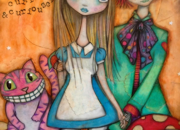 Curiouser and Curiouser - Ode to Alice