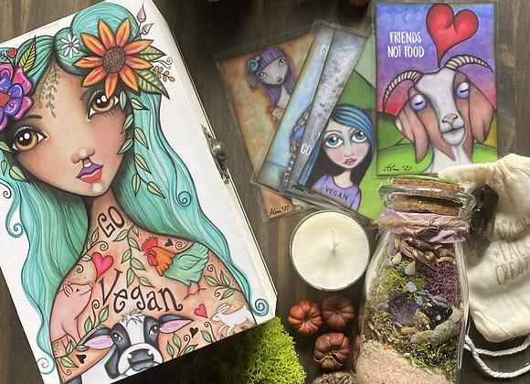 Animal Activist Goddess Box