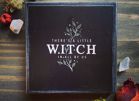 Practical Magic inspired Wall Hanging