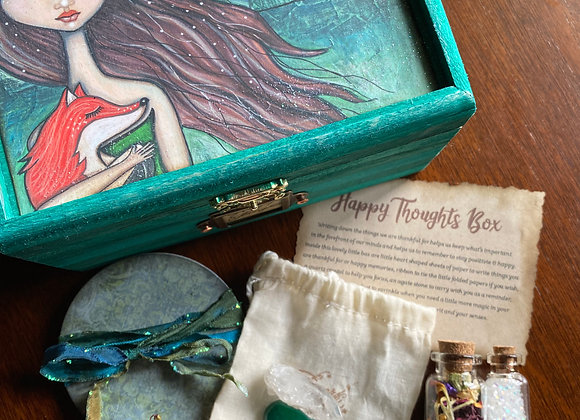 Happy Thoughts Box - Forest Queen