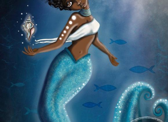 Yemaya - Nigerian Goddess of the Ocean