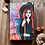 Thumbnail: The Proud Witch - Wooden Plaque