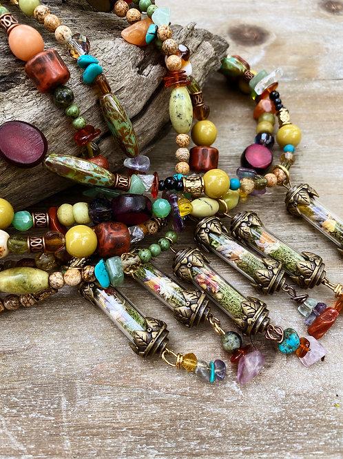 Faerie Magick Boho Necklace