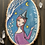 Thumbnail: A Little Witch in All of Us - Basswood Rustic Wall Art