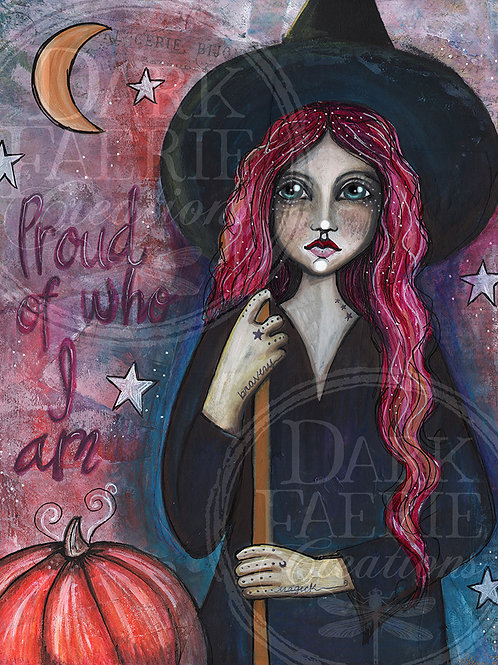 The Proud Witch