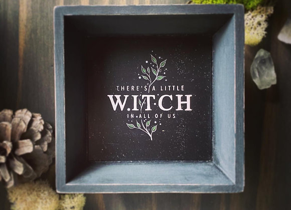 Practical Magic Inspired Accessory Tray