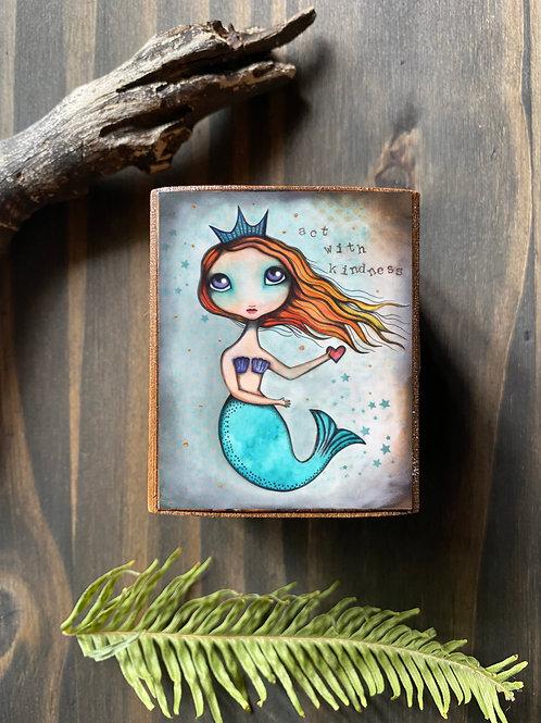 Pixie Box - Jane the Mermaid