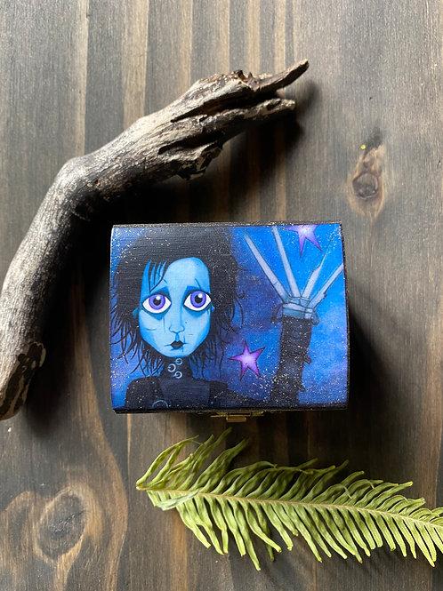 Pixie Box - Edward in Pleather