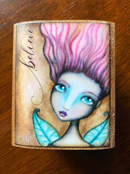 Pixie Box - Faerie Portrait 2