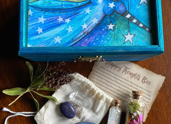 Happy Thoughts Box - Dream Big Faerie