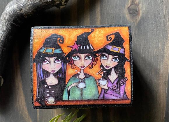 Pixie Box - Witches Tea Party