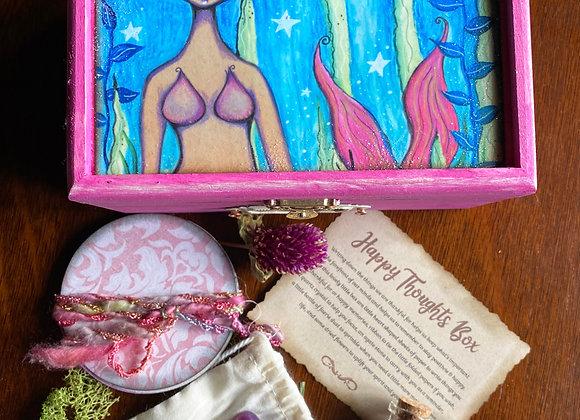 Happy Thoughts Box - Magickal Mermaid