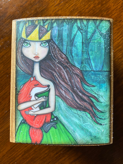 Pixie Box - The Forest Queen