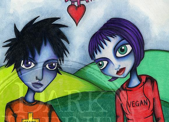 Vegan Love 2006