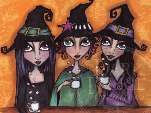 The Witches Tea Party