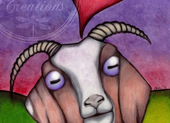 Alice the Goat