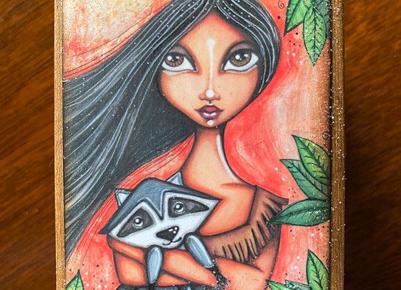 Pixie Box - Matoaka (Homage to Pocahontas)