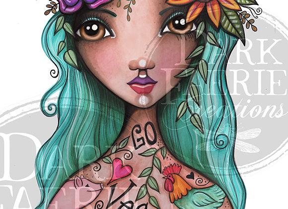 The Vegan Goddess