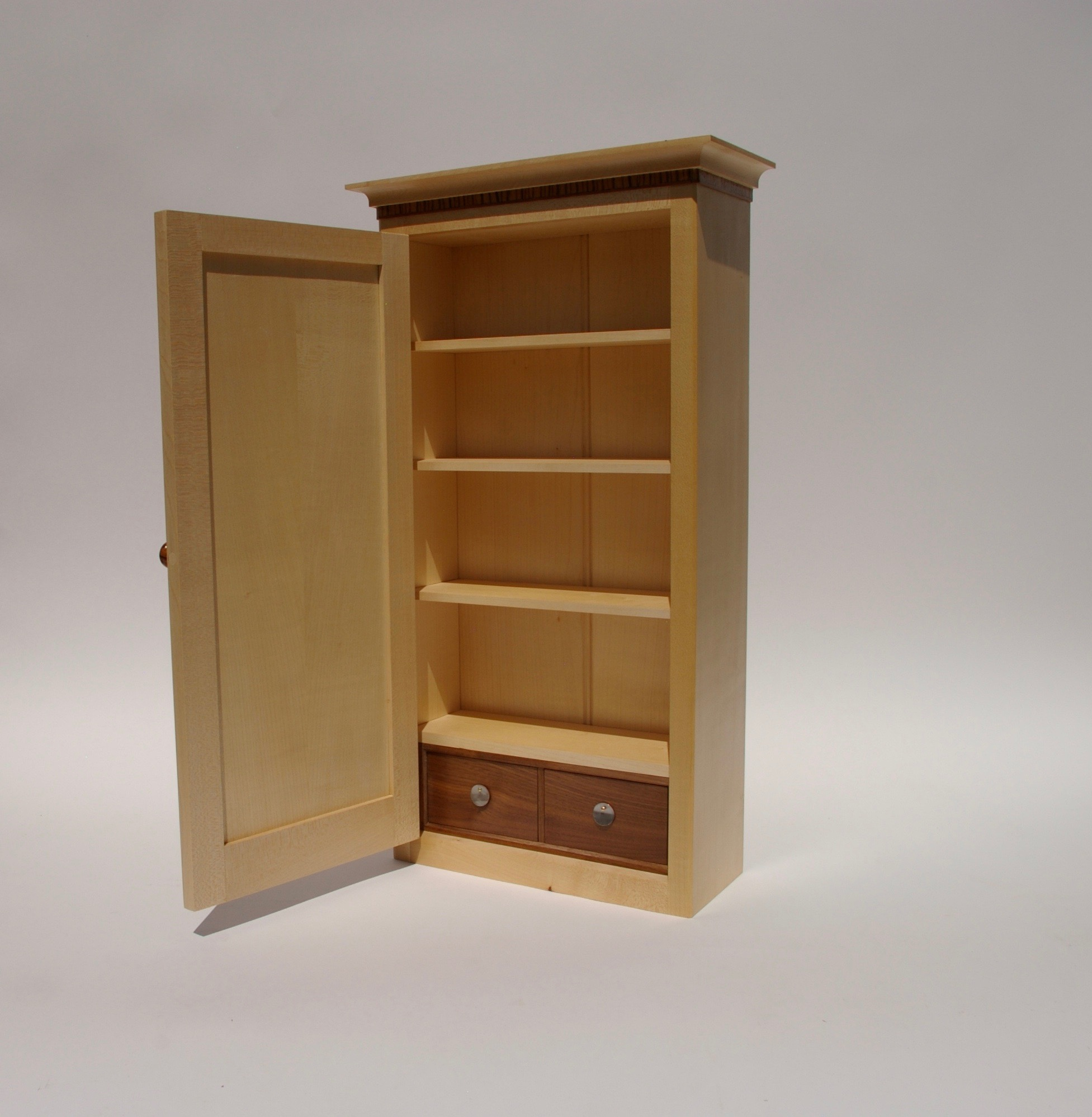 Collectors Wall Cabinet
