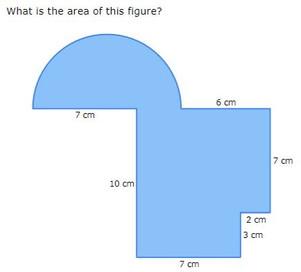 area of compound figures