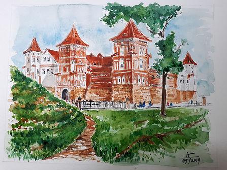 Mir Castle_Belarus