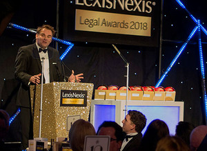 Jaqueline McGuigan Shortlisted by LexisNexis