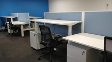 ACF Sit-Stand Desks - ALL NEW