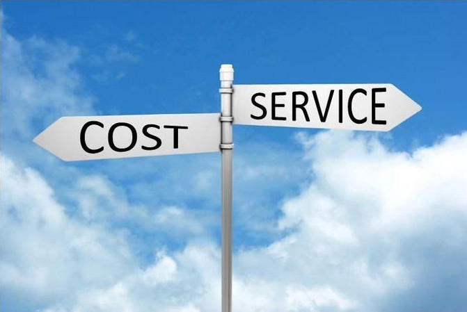 Cost and Service