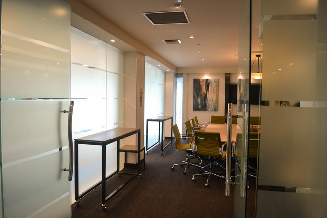 Custom Consoles and Boardroom Tables