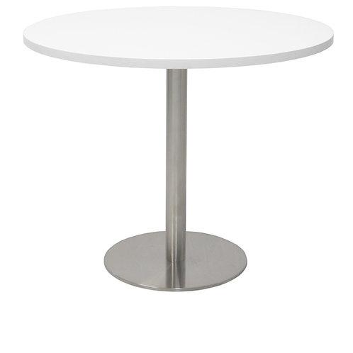 ACF Round Meeting Table - Flat Disc Base