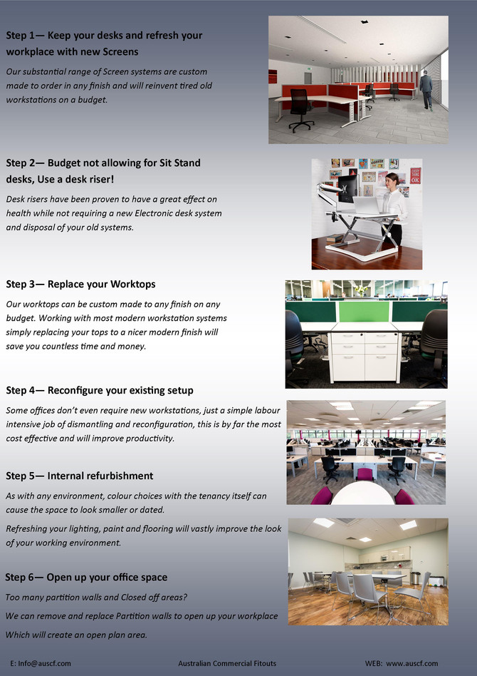 How to Cut Cost on Furnitures