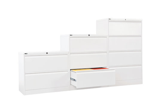 ACF Steel Lateral Filing Cabinet