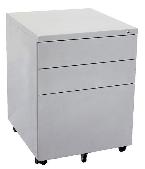 ACF Steel 3 Drawer Mobile Pedestal