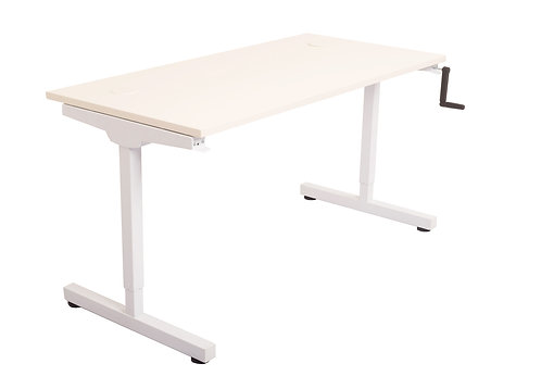 Manually Height Adjustable Desk