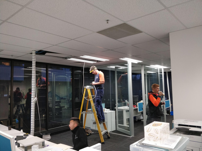 Project Completed - Melbourne CBD