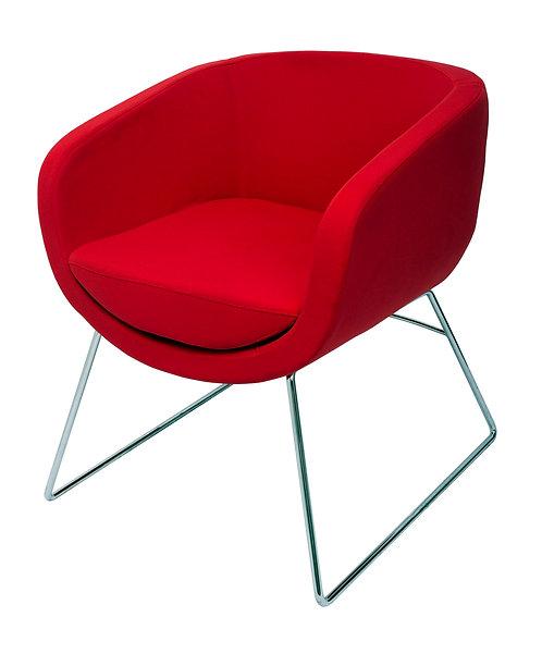 Sienna Cube Lounge Chair